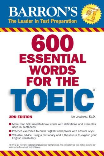 600 từ vựng TOEIC