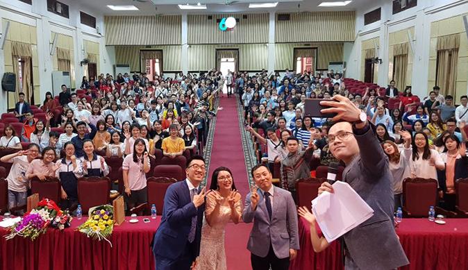 Công ty côt phẩn giáo dục và đào tạo IMap Việt Nam