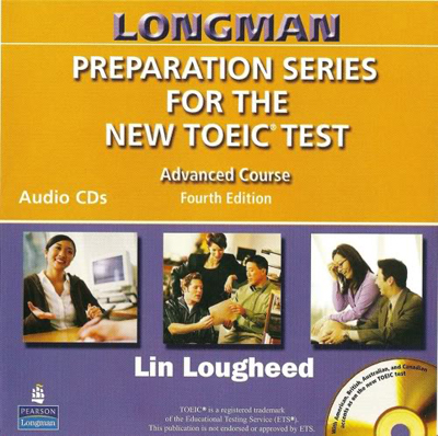 Sách Longman Preparation Series for the TOEIC Test - Intermediate Course + Advanced Course