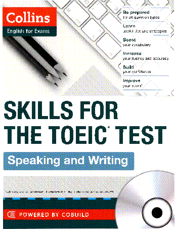 Skill for the TOEIC test Speaking and writing