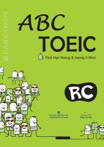tài liệu luyện thi toeic hay nhất - ABC TOEIC READING