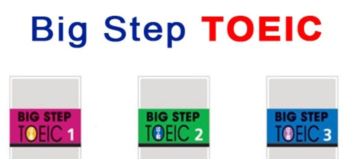Bộ Big Step 1,2,3