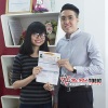 Huỳnh Khánh Như bứt phá thành công, về đích ngoạn mục với 905 TOEIC