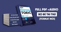 TOP 20 bộ Đề thi thử TOEIC mới nhất 2019 + 4 đề Online Hay