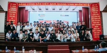 [CafeF] Anh ngữ Ms Hoa hợp tác đào tạo chuẩn TOEIC cho Sinh viên Đại học Giao thông vận tải (TP. HCM)
