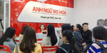 [Dân trí] Anh ngữ Ms Hoa - Trung tâm luyện thi TOEIC chất lượng tại Hà Nội