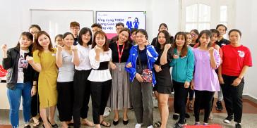 [HCM]: Workshop Ứng Dụng Tiếng Anh Trong Công Việc :