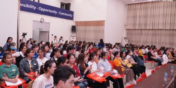 Career Talk 2021: Kick off your career Đại học quốc gia Hà Nội