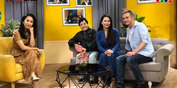[Vtv.vn] Ms Hoa chia sẻ phương pháp học tiếng Anh cho người đi làm trên VTV2