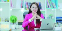 [Tiền phong] Nữ giáo viên mang triết lý văn hóa dạy tiếng Anh