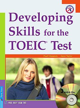 Tài liệu luyện thi TOEIC: Sách Developing Skills for the TOEIC Test