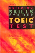 Tài liệu luyện thi TOEIC: Building skills for the TOEIC Test