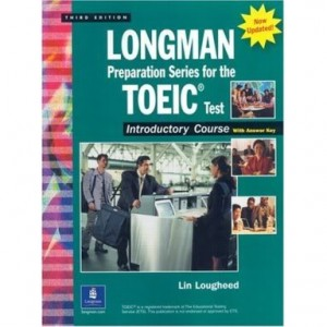 Tài liệu luyện thi TOEIC: Sách Longman Preparation Series for the TOEIC Test: Introductory Course