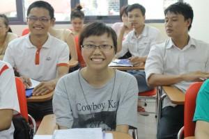 Khai Giảng Lớp Luyện thi TOEIC A72 THÁNG 9/2012