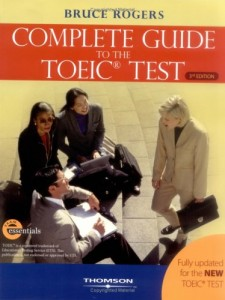 Tài liệu luyện thi TOEIC: Sách The Complete guide to TOEIC Test