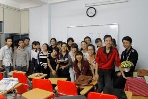Chúc mừng nỗ lực tuyệt vời của lớp TOEIC Pre 68