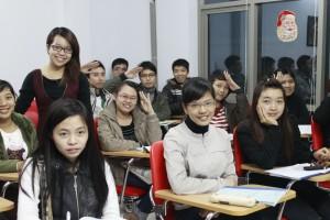 Cảm nhận học viên lớp Pre Toeic-68 _ Ms Hoang Anh