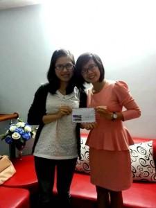 Vinh danh học viên: Nguyễn Kiều Nga, Toeic B74