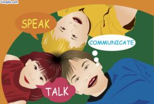 Học tiếng Anh giao tiếp, giao tiếp tiếng Anh không khó