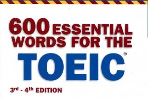 Sách Từ vựng TOEIC căn bản - 600 essential words for the TOEIC Test (PDF + Audio)