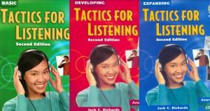 Download ngay trọn bộ Tactics for Listening + KEY - Bộ sách luyện nghe cho mọi cấp độ