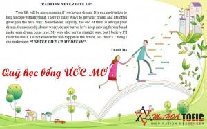 [7.2013] Radio #5 - Câu chuyện cổ tích đời tôi