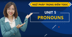 Unit 5: Pronoun - Ms Tạ Hoà