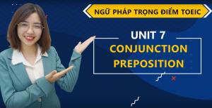 Unit 7: Conjunction - Ms Tạ Hoà
