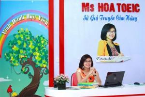 Quy trình đào tạo cho Doanh nghiệp - Anh ngữ Ms Hoa