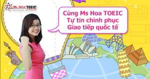 Luyện thi TOEIC Online miễn phí trên Anh ngữ Ms Hoa