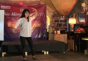 Bình chọn Ms Hoa TOEIC's Got Talent - MS 01 - Chu Phạm Ngọc Trang
