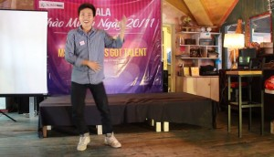 Bình chọn Ms Hoa TOEIC's Got Talent - MS 04 - Nguyễn Triệu Luân