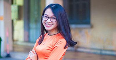 Ms Quỳnh Như - Cheerful Messenger