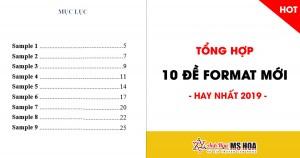 Trọn 10 bộ đề thi TOEIC chuẩn theo format mới nhất!