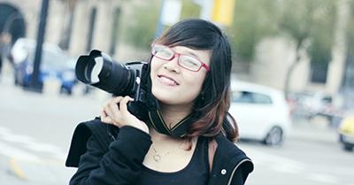 Ms Hai Anh - Loquacious Messenger