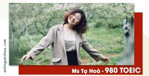Ms.Tạ Hòa - Smiling Messenger