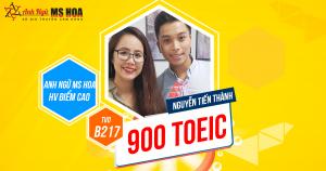 Bí kíp ẵm trọn điểm Listening TOEIC của Nguyễn Tiến Thành