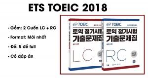 Full bộ ETS TOEIC 2018 mới nhất + giải chi tiết {PDF + Audio}