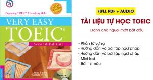 Very Easy TOEIC - Sách TOEIC cho người mất gốc (Full PDF + Audio)