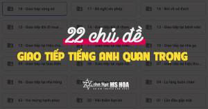 [FULL PDF] 20 CHỦ ĐỀ GIAO TIẾP TRONG CÔNG VIỆC