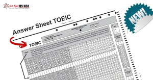 [PDF] Mẫu Answer Sheet Toeic 2019