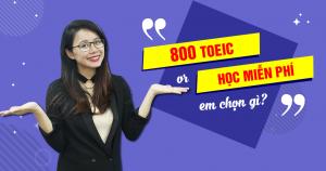 Lịch khai giảng các lớp TOEIC tháng 3/2019 tại Đà Nẵng