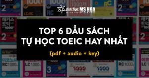 Top 5 Cuốn sách tự học TOEIC hay nhất