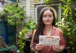 Cô gái 990 TOEIC coi tiếng Anh là điểm tựa cuộc sống