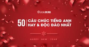 50 Lời Chúc Mừng Năm Mới Bằng Tiếng Anh Hay Nhất