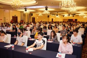 Anh ngữ Ms Hoa tổ chức đại hội TOEIC quy mô lớn: quy tụ gần 1.000 sĩ tử tranh tài TOEIC khắp cả nước