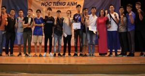 Anh ngữ Ms Hoa kí kết hợp tác với Liên Chi Đoàn khoa KT&QLXD