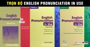 English Pronunciation in Use (CD & Audio) - Tài liệu phát âm cho luyện thi TOEIC