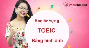 Học từ vựng TOEIC bằng hình ảnh cực dễ dàng
