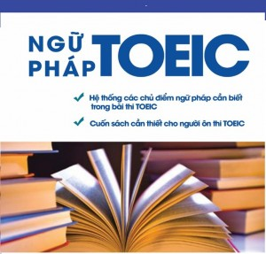Cuốn ngữ pháp tiếng Anh dành cho người TOEIC dưới 500